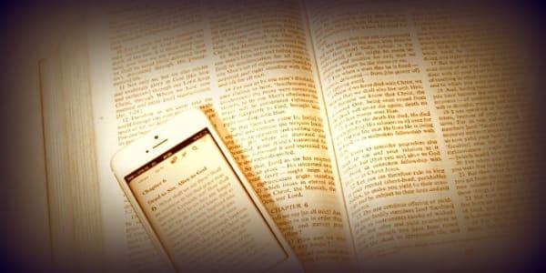 Wat doe jij met je Bijbel?