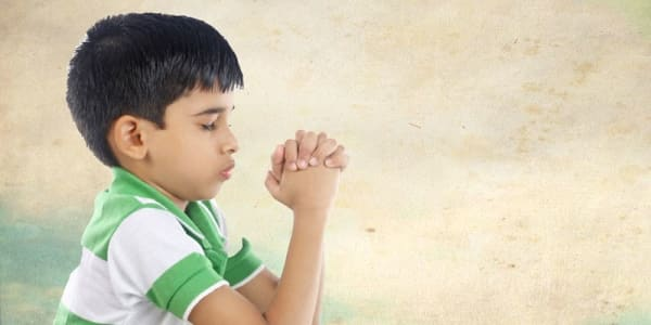Out of the mouths of babes – a lesson in forgiveness